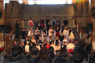 恒例★藤幼稚園のクリスマスコンサート♪