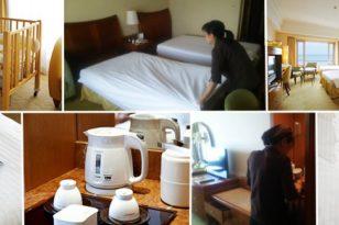 ホテルのお仕事紹介★ハウスキーピング
