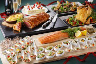 ご家族やお友達と★楽しいクリスマスディナーブッフェ