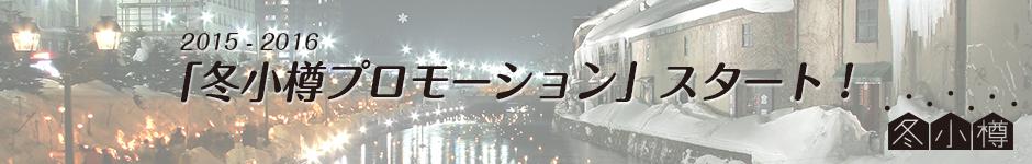 グランドパーク小樽冬小樽プロモーション