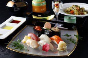 装い一新★寿司8貫 和洋ディナーコース