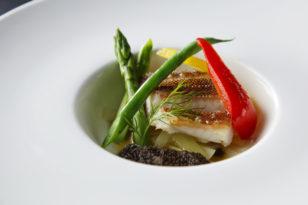 イタリアンディナーコース★アブラコのオイルコンフィ