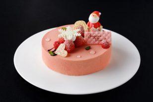 クリスマスケーキ★ノエルフレーズピスターシュ