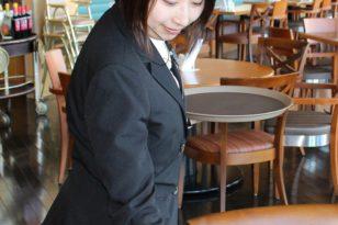 レストラン新スタッフ紹介★加賀屋 恵美