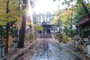 手宮鎮守★小樽稲荷神社