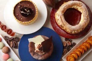 新フェア★ショコラとフランス菓子のスイーツブッフェ