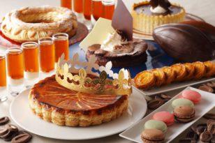 1月スタート★ショコラとフランス菓子のスイーツブッフェ