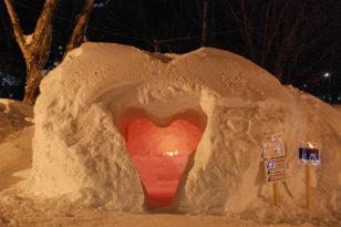 今日から★小樽雪あかりの路開催
