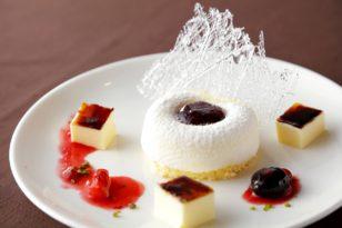 イタリアンコースのデザートが絶品♪