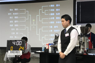 UCCコーヒーマスターズ2017 北海道大会★結果発表!