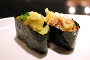 珍しい「畑のお寿司」はいかがですか?