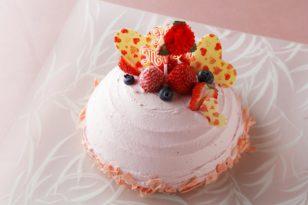 母の日のためのスペシャルケーキ♪