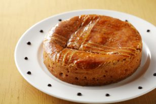 バスク地方の伝統菓子はいかが?