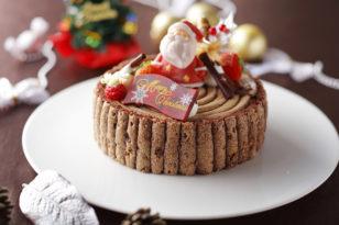 クリスマスケーキ予約受付スタート!!