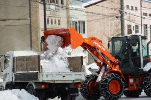 小樽の除排雪に大活躍する除雪用具