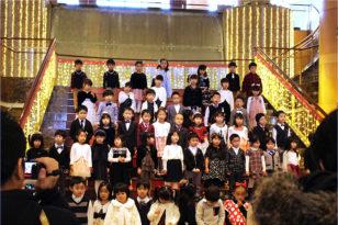 恒例★小樽藤幼稚園クリスマスコンサート