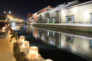小樽観光を冬にするなら!オススメの観光スポットやグルメをご紹介