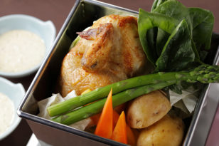 鶏の旨味&野菜の甘みが凝縮しています♪