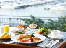 海を見ながらおいしいブッフェ★朝食付きプラン