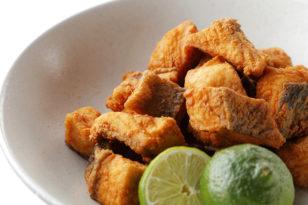 ホクホク★時鮭のザンギ♪ 旬の時鮭を使ったお料理