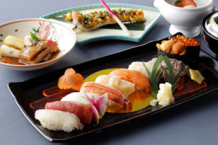 ご宿泊プラン限定★寿司10貫付きディナー