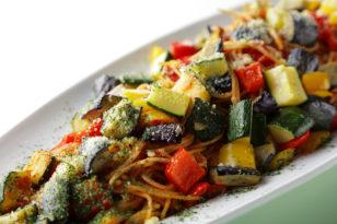 野菜たっぷり★菜園風スパゲッティ