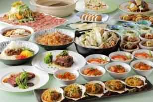 食べて応援★ディナーブッフェの東北フェア
