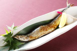シンプルが一番美味しい★秋刀魚の塩焼き