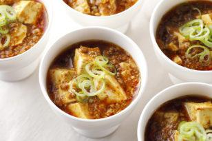 ピリ辛カレー麻婆豆腐