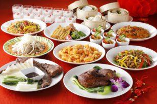 ランチブッフェで『中華フェア』開催♪
