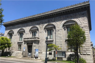 旧三井銀行小樽支店・旧北海道拓殖銀行小樽支店