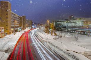 冬の小樽観光について