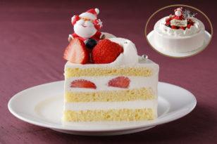 クリスマスの定番★苺のショートケーキ