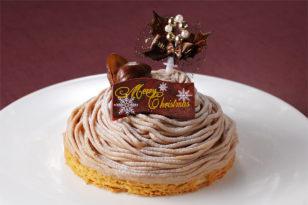 早期予約は11/30まで★クリスマスケーキ
