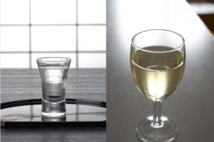 日本酒vsワインの対決企画実施中!