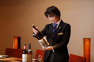 利酒師・澤崎かおりによる「日本酒を楽しむ会」